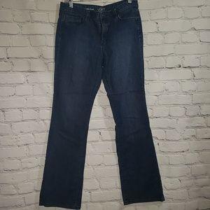 LOFT midrise modern boot Jean's size 29/8